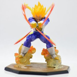 Vegeta Super Sayajin - Action Figure DRAGON BALL Z