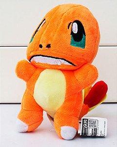 Boneco de Pelúcia Charmander - Pokémon