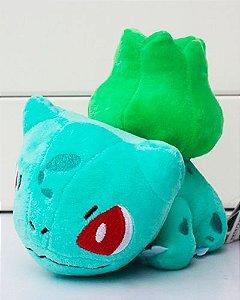 Boneco de Pelúcia Bulbassauro - Pokémon
