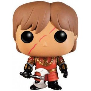 Funko POP! Tyrion Lannister in Battle Armor - GAME OF THRONES