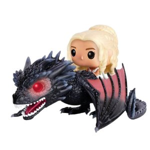 Ride Funko POP! Daenerys & Drogon - Game of Thrones