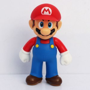 Action Figure Super Mario - Super Mario Bros