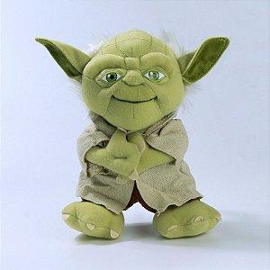 Mestre Yoda - Boneco de Pelúcia STAR WARS