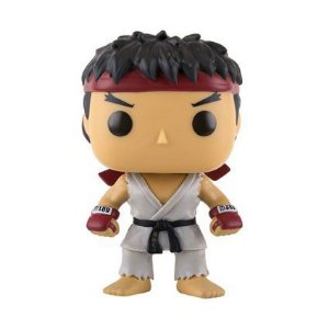 Funko POP! Ryu - STREET FIGHTER