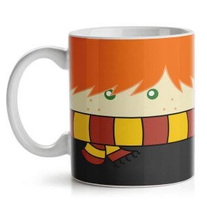 Caneca Rony Weasley - Harry Potter