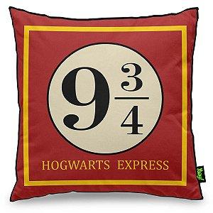 Almofada Expresso Hogwarts - Harry Potter