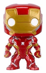 Funko POP! Iron Man - CIVIL WAR