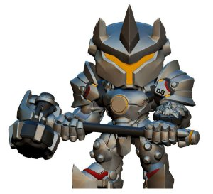 Big Funko POP! Reinhardt - Overwatch