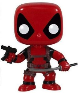 Funko POP! Deadpool - Marvel