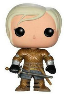 Funko POP! Brienne of Tarth - GAME OF THRONES