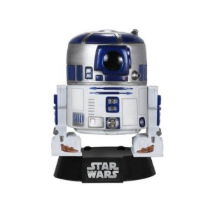 Funko POP R2-D2 - STAR WARS