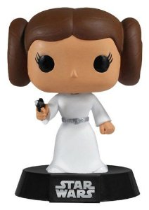 Funko POP Princesa Leia - STAR WARS