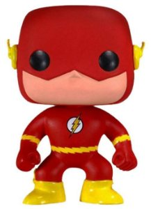 Funko POP! The Flash - SUPER HEROES
