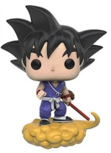 Funko POP! Goku & Flying Nimbus - DRAGON BALL Z