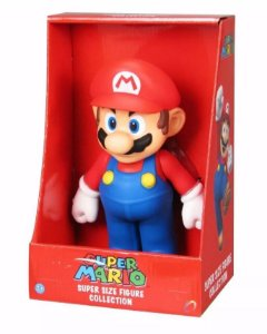 Action Figure Super Mario Grande - Super Mario Bros
