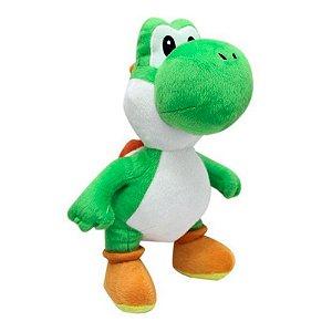 Boneco de Pelúcia Yoshi - Super Mario Bros
