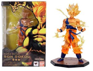 Action Figure Goku Super Saiyajin - Dragon Ball Z