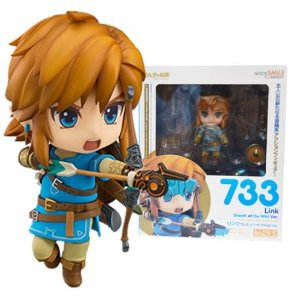 Link - Action Figure THE LEGEND OF ZELDA: BREATH OF THE WILD