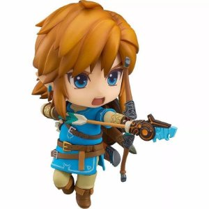 Action Figure Link Nendoroid 733 - The Legend of Zelda: Breath of the Wild