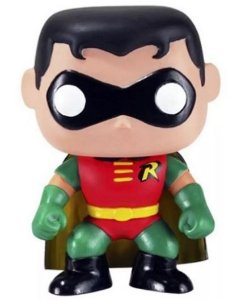Funko POP! Robin - DC Comics