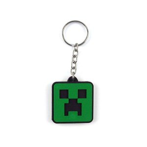 Chaveiro Creeper - Minecraft
