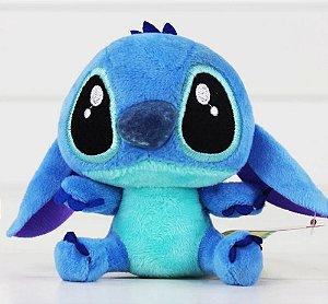 Chaveiro de Pelúcia Stitch - Lilo & Stitch