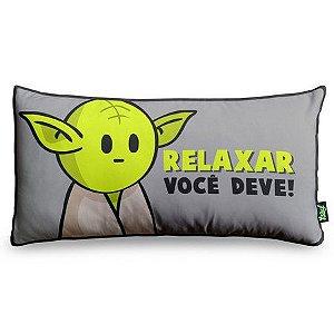 Almofada Mestre Yoda Pequena - Star Wars