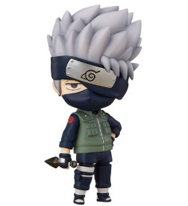Action Figure Kakashi Hatake 724 Nendoroid - Naruto