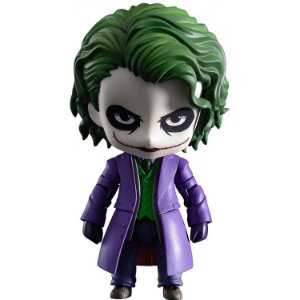 Action Figure Coringa Villain's Edition 566 Nendoroid - DC Comics