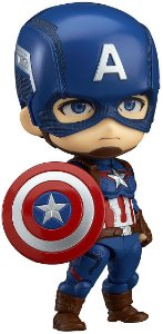 Action Figure Capitão América Hero's Edition 618 Nendoroid - Marvel Comics