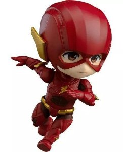 Action Figure Flash Justice Edition 917 Nendoroid - DC Comics