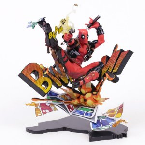 Action Figure Deadpool Breaking The Fourth Wall - GoodSmile