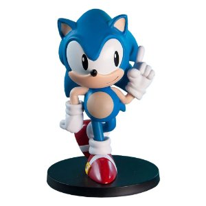Action Figure Sonic The Hedgehog - Boom8 Series Vol. 01
