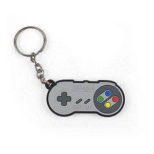 Chaveiro Joystick Super Nintendo
