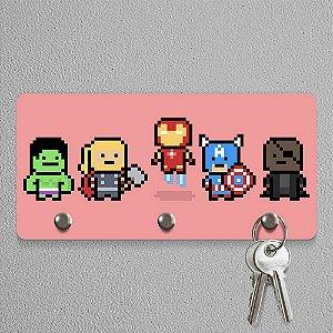 Porta-Chaves Pixelvengers