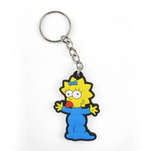 Chaveiro Maggie Simpson - The Simpsons