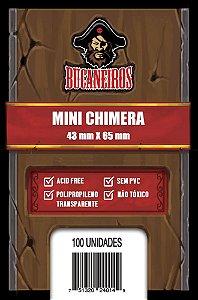 Sleeve Mini Chimera (43 x 65 mm) Bucaneiros