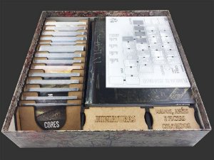 Organizador (Insert) para This War of Mine - Bucaneiros