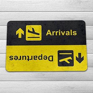 Capacho Ecológico Arrivals Departures