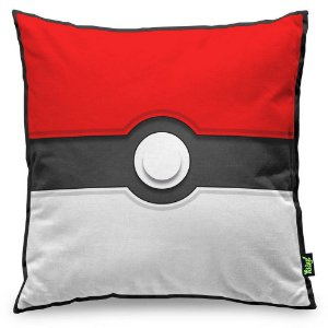 Almofada Pokébola - Pokémon
