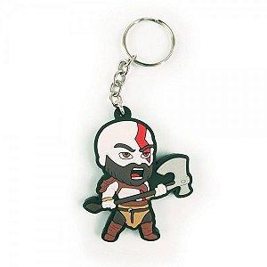 Chaveiro Kratos - God of War
