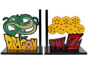 Aparador de Livros Dragon Ball Z