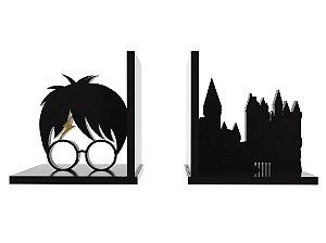 Aparador de Livros Hogwarts - Harry Potter