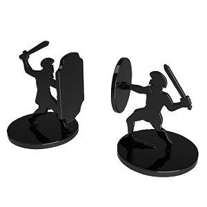 Aparador de Livros Gladiador