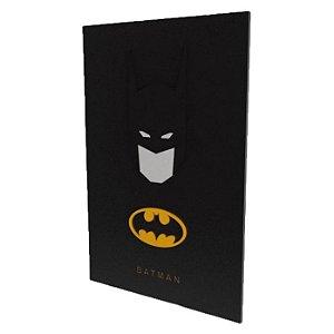 Quadro em Relevo Batman - DC Comics