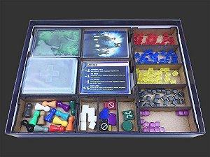 Organizador (Insert) para Pandemic - Bucaneiros