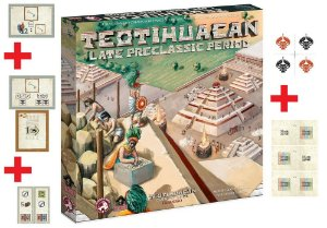 Expansão Teotihuacan: Late Preclassic Period + 5 Promos