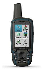 GPS Localizador Portátil GPSMAP 64X