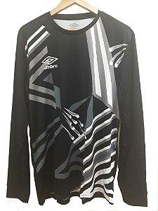 Camisa ML de Goleiro Umbro TWR Manchester 92