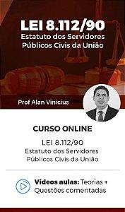 Curso Online - Lei 8.112/90